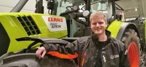 traktor og maskin claas