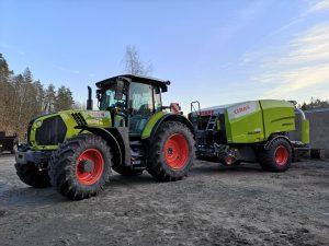 claas traktor